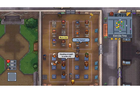The Escapists 2 Download | MadDownload.com