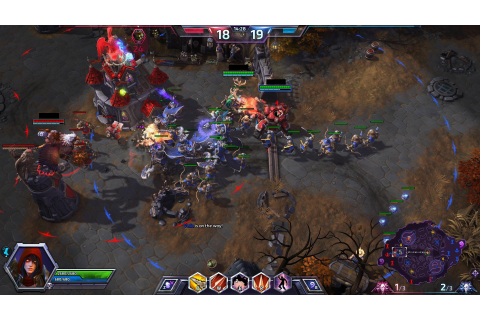 First Impressions of Blizzard's 'Heroes of the Storm,' Six ...