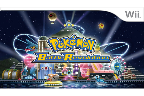 Pokémon Battle Revolution | Pokémon Video Games