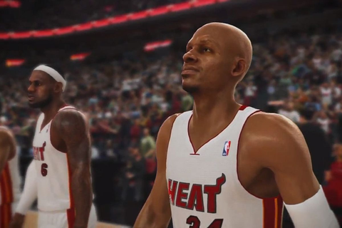 'NBA Live 13' first trailer arrives, game delayed past ...