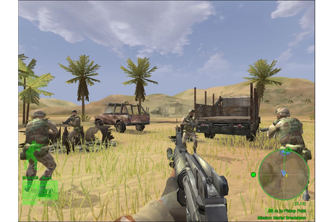 Delta Force Black Hawk Down Full PC Game Download | PC ...