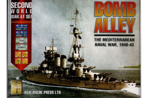 Reviews of Obscure but Interesting Games XV – Bomb Alley ...
