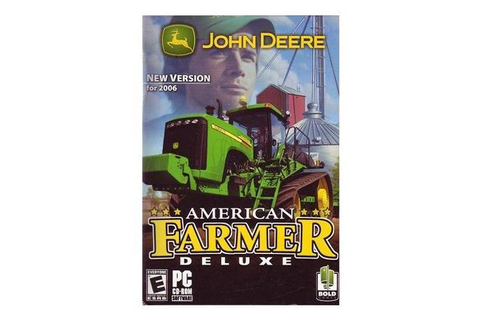 John Deere American Farmer Deluxe PC Game - Newegg.com