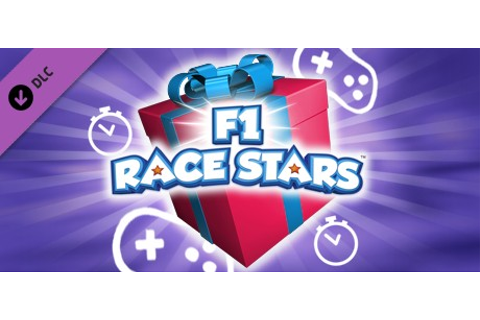 F1 Race Stars - Games Accessory Pack on Steam