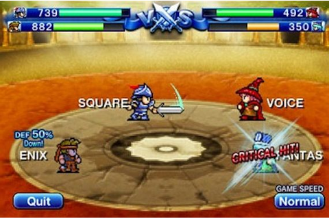 Voice Fantasy: From Square Enix, a battle arena game where ...