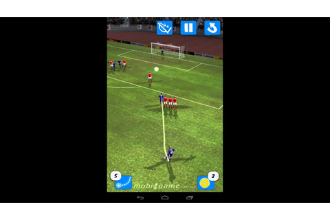 Score! World Goals game for Android - YouTube