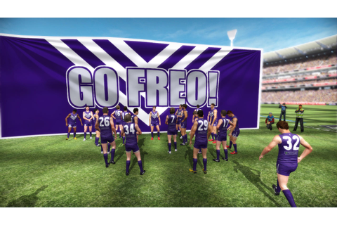 AFL Live 2 - 2014 Season Pack on PS3 | Official ...