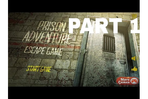 Escape Game Prison Adventure Walkthrough - YouTube