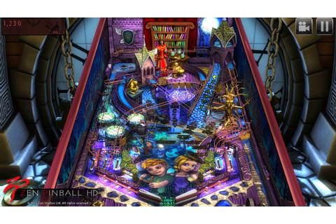 apk share: Android Games Zen Pinball HD Download