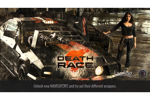 Death Race - The Official Game Android Gameplay - YouTube