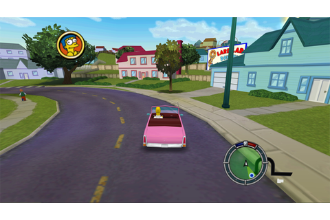 The Simpsons: Hit and Run - Full Version Game Download ...