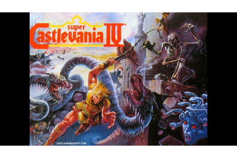 CASTLEVANIA 4 FULL OST - YouTube