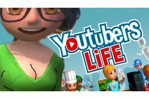 Skanking it up for YouTube! - YouTuber's Life Sim Game ...
