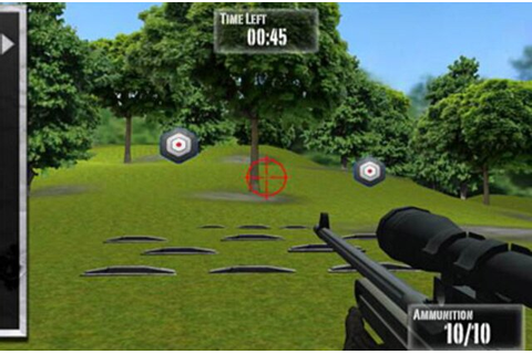 NRA Releases Shooting Practice Game for Kids Aged Four and ...
