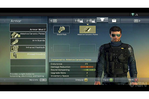 Alpha Protocol Review - YouTube