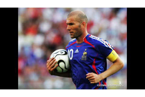 Zinedine Zidane Free Kicks - YouTube