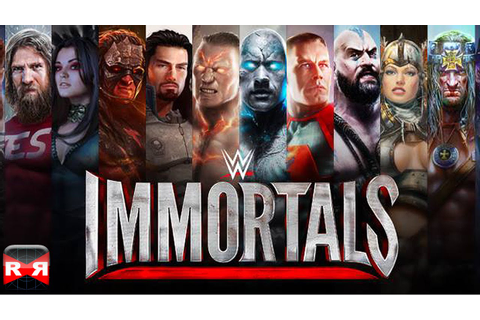 WWE Immortals (By Warner Bros.) - iOS / Android - Gameplay ...