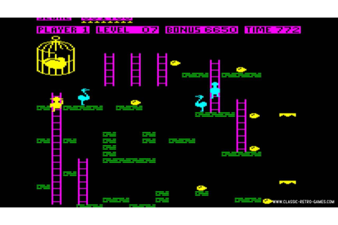 Download Chuckie Egg (2) & Play Free | Classic Retro Games