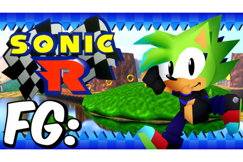 Sonic R 100% All Chaos Emeralds & Characters - FULL GAME ...