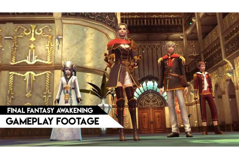 Review Game Final Fantasy Awakenings !!! Game RPG Android ...