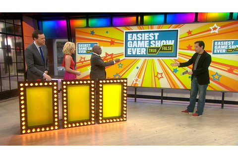 TODAY anchors play 'Easiest Game Show Ever' with Michael ...