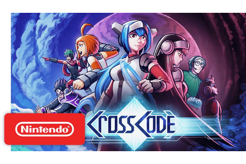 CrossCode - Announcement Trailer - Nintendo Switch - YouTube
