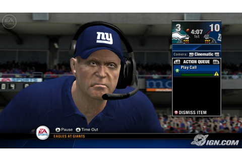NFL Head Coach 09 Screenshots, Pictures, Wallpapers ...