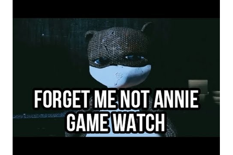 Forget Me Not Annie (Free PC Indie Game): FreePCGamers ...