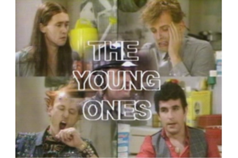 The Young Ones (TV series) - Wikipedia