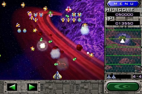 Namco's 'Galaga Remix' Heading to the App Store – TouchArcade