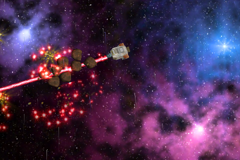 Space Miner: Space Ore Bust on iPhone refines price to £1 ...