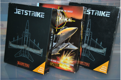 Burn Up The Skies! – Jetstrike | AmigaGuru's GamerBlog