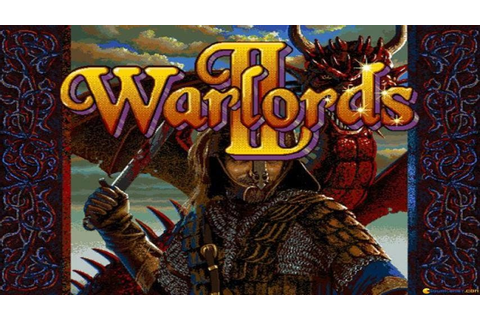 Warlords 2 gameplay (PC Game, 1993) - YouTube