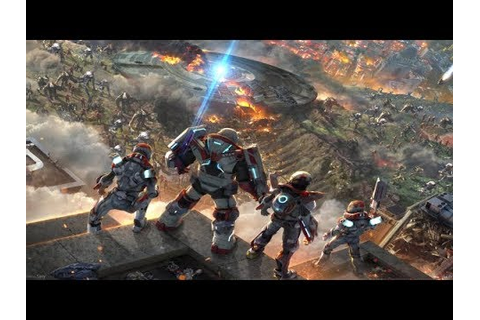 Alienation Game Review (Playstation 4 Exclusive) - YouTube