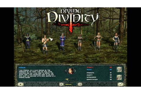 Let's Play Divine Divinity HD PC 1 (Complete!) - YouTube