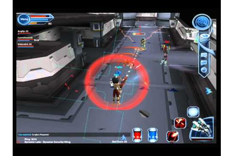 [iPhone/iPad game]Star Legends - Blackstar Chronicles ...
