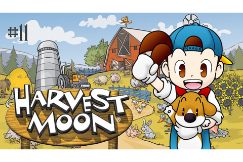 Apa itu Harvest Moon Back to Nature (PS1) ? - Harvest Moon ...