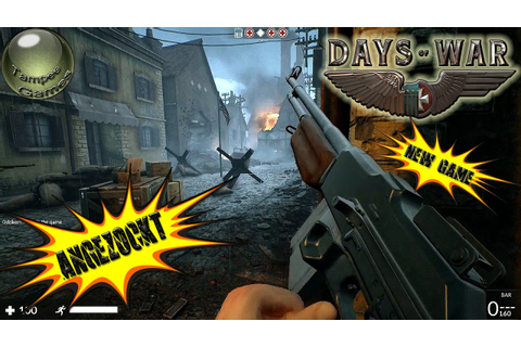 Days of War | Angezockt | NEW GAME | WW2 Shooter ala Medal ...