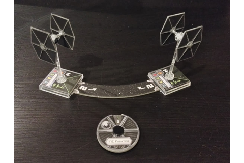 The Nerds' Table: Review: Star Wars X-Wing Minatures Game ...