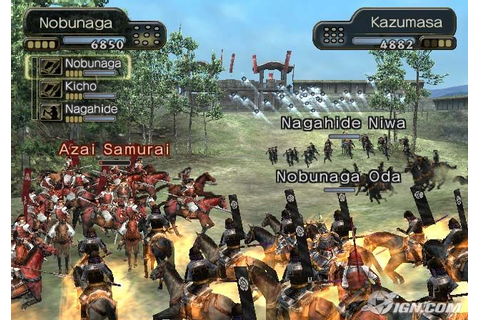 Kessen III Screenshots, Pictures, Wallpapers - PlayStation ...
