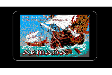 Armada Download (1989 Strategy Game)