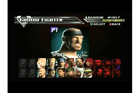DEF JAM VENDETTA for Nintendo GameCube Video Game Review ...