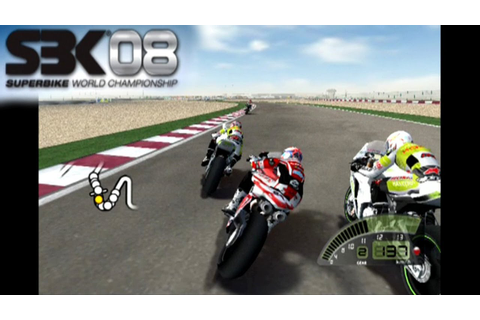 SBK-08: Superbike World Championship ... (PS2) - YouTube