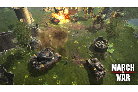 "March of War: ""Online Turn-based War MMO"" iOS, Android ..."