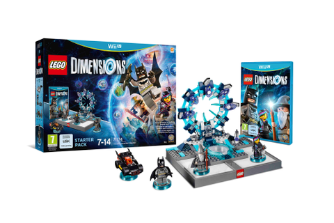 LEGO Dimensions: Starter Pack (Nintendo Wii U): Amazon.co ...