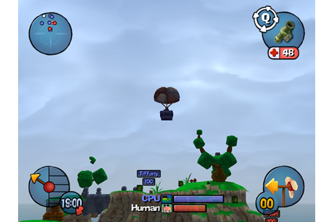 Worms 3D Game - Free Download Full Version For PC