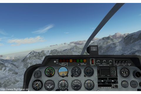 Free FlightGear Simulator for Linux Just Got an Update