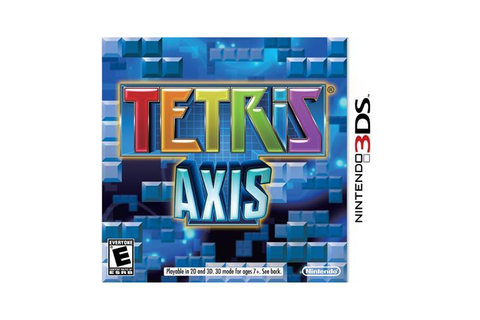 Tetris Axis Nintendo 3DS Game - Newegg.com