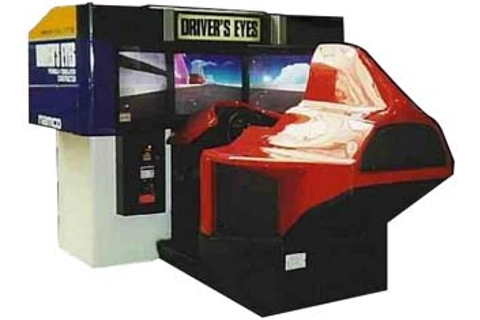 Driver's Eyes - Videogame by Namco
