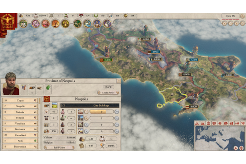 Imperator: Rome is the next grand strategy title from ...